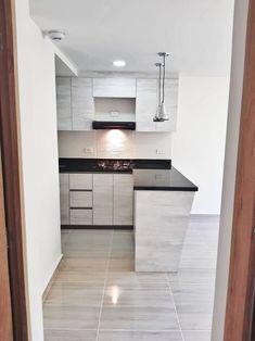 Contamos con el servicio de acabado y obra blanca - porque es tu espacio, vívelo como debe ser Kitchen Cabinets, Home Decor, White People, Green, Live, Woods, Space, Decoration Home, Room Decor