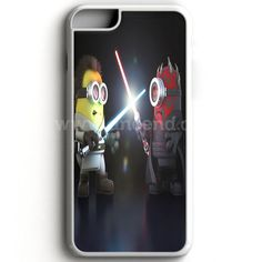 Funny Minions Star Wars iPhone 7 Case | aneend