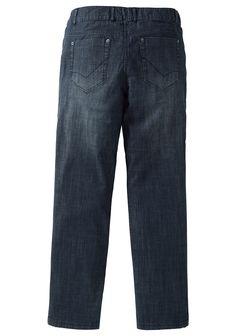 Typ , Jeans, |Materialzusammensetzung , 98% Baumwolle, 2% Elasthan, |Waschung , used-Waschung, |Passform , lässig, weit, |Länge , N-Gr. ca. 78 cm. L-Gr. ca. 85 cm. K-Gr. ca. 73 cm, |Optik , oben mit Bundfalten, |Vordertaschen , seitliche Eingrifftaschen, |Gesäßtaschen , hinten 2 aufgesetze Taschen, | ...