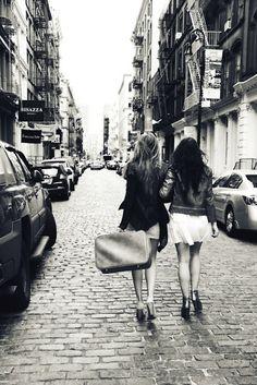 Shopping in New  York <3