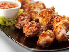 Ailerons de poulet marinés : Recette d'Ailerons de poulet marinés - Marmiton