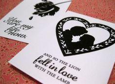 San Valentín: cajas de regalo y tarjetas para imprimir - Guía de MANUALIDADES