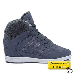 adidas Super Wedge W, Zapatillas de Deporte para... #zapatillas