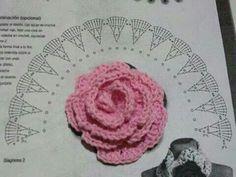 Telpatroon roosje