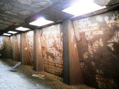 Hallway in the Villa of Poppaea.