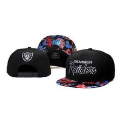 Mitchell Ness Oakland Raiders Confetti Flower Hats - Black Red Nfl Los  Angeles e309f4cce