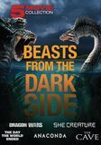 Beasts from the Darkside: 5 Movie Collection [2 Discs] [DVD]