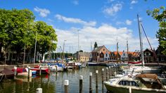 Haven Middelharnis, Goeree-Overflakkee (the Netherlands) Leiden, Photography Portfolio, Netherlands, Fields, Holland, Dutch, Image Search, Country, Building
