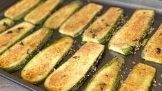 Sie werden die Zucchini nicht mehr braten - YouTube Zucchini Bites, Barbecue, Vegetables, Cooking, Healthy, Deep Frying, Zucchini, Oven, Recipes