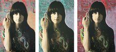 "Richard Duardo ""Portrait of Grace Slick 2009"""