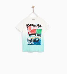 LET´S GO SOMEWHERE 티셔츠