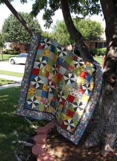 Had to be American Jane by Sandy Klop!!  Moda Bake Shop: Quilt