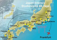 Japan Studienreisen - 24 Tage Japan Intensiv erleben.  http://www.die-japanreise.de/japan-studienreise/japan-intensiv-reise.html  #japan  #studienreise #japan studienreisen