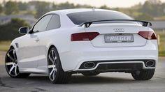 2010 Audi A5 RS5 4.2-liter V8 1920×1080 HD