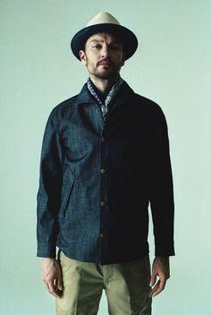 jacket || NEXUSVII Spring/Summer 2012 Collection