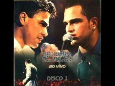Zezé Di Camargo e Luciano {Ao Vivo Disco 1 Completo} (2000)