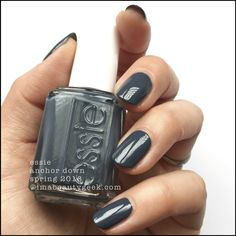 Essie Anchor Down – Essie Spring 2018 collection