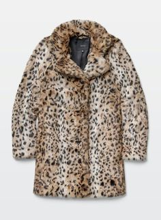 Jacket. Fur. I think so .. soon this will be mine.