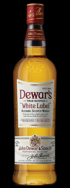 Dewar's on Packaging of the World - Creative Package Design Gallery