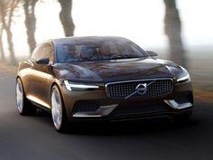 Volvo Concept Estate #car #concept #volvo