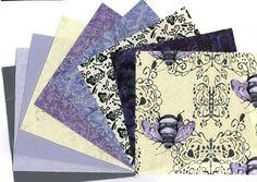 Sudoku Charm Pack : Buzzinga!  Making a modern quilt today.  :)