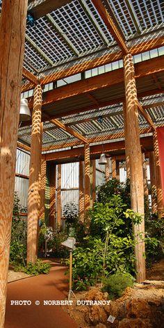le jardin botanique - Bordeaux