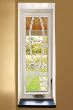 This eloquent #Marvin #window will put on display your style inside your home. Repin if you like this unique design. | Baltimore, MD | Clearview Window & Door Company