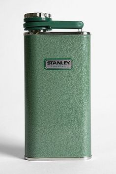 Classic Flask by Stanley -- my husband is getting this in his stocking for Christmas.