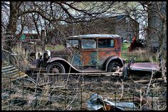 Rusty and Crusty | Flickr - Photo Sharing!