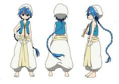 This Magi: The Labyrinth of Magic Aladdin Cosplay package includes:Top, Pants, Belt Aladdin Cosplay, Tv Anime, Anime Plus, Anime Stuff, Character Sheet, Character Concept, Character Design, 3d Character, Concept Art