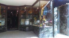 Michigan, University, Vanity, Mirror, Furniture, Home Decor, Vanity Area, Homemade Home Decor, Lowboy