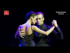 "Tango ""Gallo Ciego"". Sergey Kurkatov and Yulia Burenicheva with ""Solo Tango Orquesta"". Танго 2018 - YouTube"