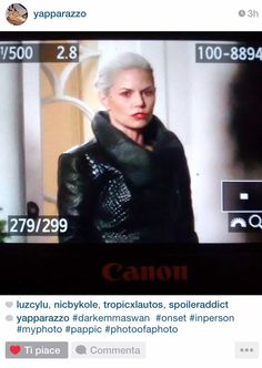 "Jennifer Morrison - Behind the scenes - 5 * 5 "" Dream Catcher"" - 26 August 2015"