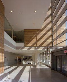 SOM   Harvard University NW Science   Healthcare, Public, Lobby
