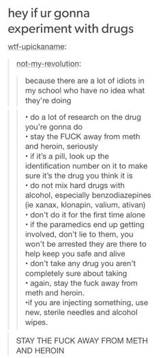 "The ""drug classes"" they make you sit through are like pro-abstinence sex ed. Bio Quotes, Funny Quotes, Job Help, You Dont Want Me, It Gets Better, I Cant Even, Life Advice, Tumblr Posts, Lifehacks"