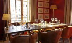 Restaurant les enfants sages 20 rue Gustave Lennier 76600 Le Havre  tél: 02 35 46 44 08