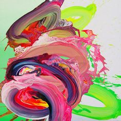Barcelona born artist Yago Hortal.