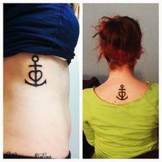 Sister tattoos @Christen Kunc Madigan