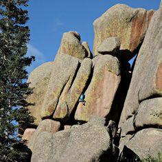 Vedauwo/Voo, Wyoming, USA: Bauklötze ausGranit * Ein AbstechernachFat Crack Country Wyoming Usa, Mount Rushmore, Mountains, Nature, Travel, Climbing, Naturaleza, Viajes, Trips