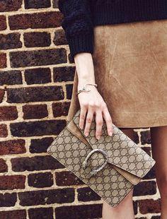 Le Dionysus de Gucci, ou comment reussir à twister les tenues casual sixties du moment