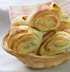 Bryndzové koláče • recept • bonvivani.sk