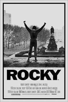 Filmposter von Rocky - Rocky I                                                                                                                                                      Mehr