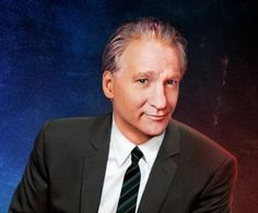 Bill Maher. Smart and hilarious.