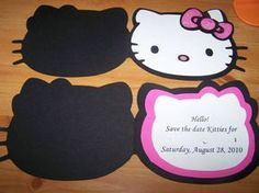 Hello Kitty Invitation by Claudiav74 - Cards and Paper Crafts at Splitcoaststampers