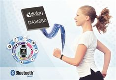 Addressing the wearable market predicted to reach approximately 170 million units by 2019, the DA14680's contains an ultra-low power ARM processor, a crypto engine, flash memory, audio support,  I2C and SPI buses, 3 LED drivers,  temperature sensor, 8 channel 10-bit ADC and a lipo battery charger.