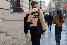 Charles-Edouard Woisselin brings us a selection of the bestlooks photographed in the streets of London duringLondon Collections Men,in exclusive forFucking Young!