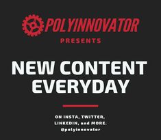 Polyinnovator News - PolyInnovator is a personal brand for myself, that I built to be a catalyst of content development towards innovation. 5 Things, Things I Want, Things To Come, I Decided, Change Me, Personal Branding, Deep Thoughts, Personal Development, Meant To Be
