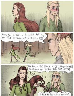 Legolas+Tauriel=Love forever<<< yes yes yes! Legolas + Tauriel=bros for life. Gigolas and Kiliel are where it's at. Legolas And Thranduil, Aragorn, Tolkien Books, Jrr Tolkien, Lotr, Fili Et Kili, Bagginshield, O Hobbit, Middle Earth