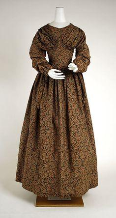 1838–40 dress