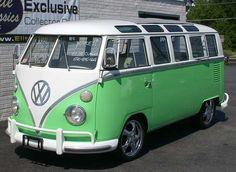 1964 21 Window Volkswagen Bus - $55,000